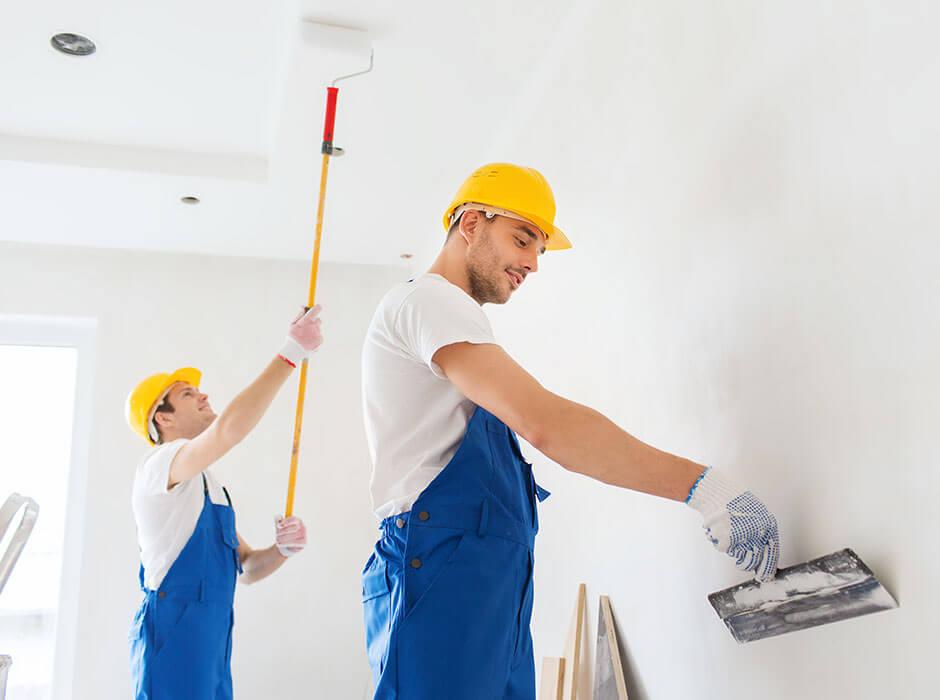 عوامل موثر بر هزینه نقاشی ساختمان